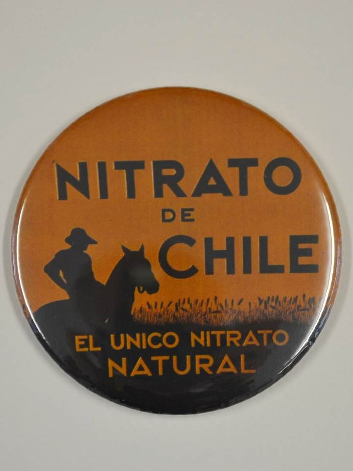 IMÁN 75MM NITRATO DE CHILE